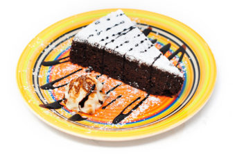 Choco Caprese Cake