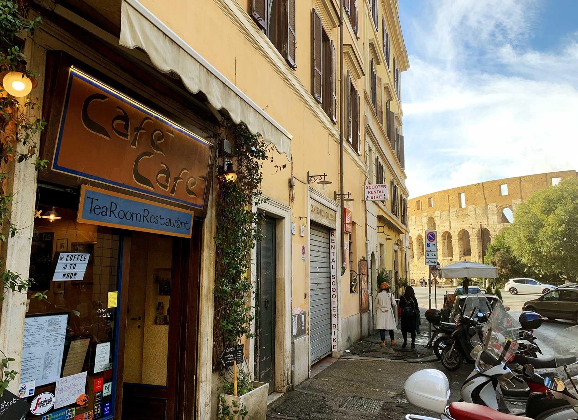 Cafè Cafè Bistrot Colosseo