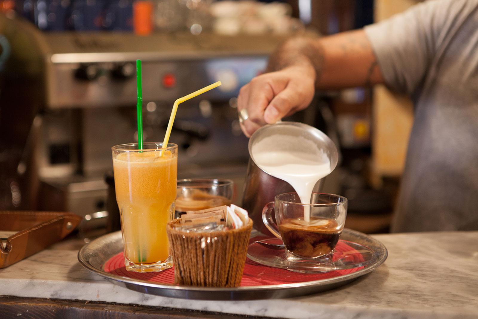Cafè Cafè Bistrot Caffetteria