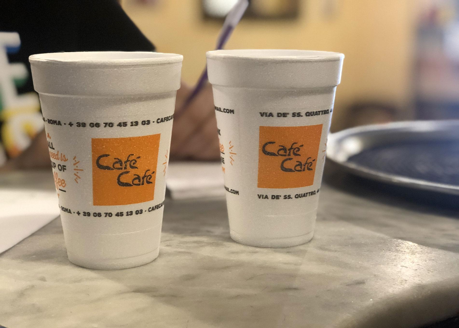Cafè Cafè Bistrot Coffee To Go